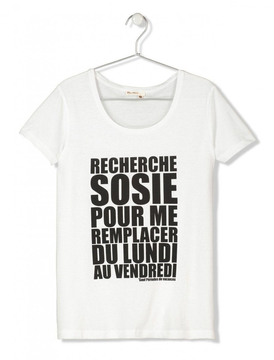 t shirt femme avec ecriture tee shirt femme je suis une fille bien avec opt tee shirt femme je suis. Black Bedroom Furniture Sets. Home Design Ideas