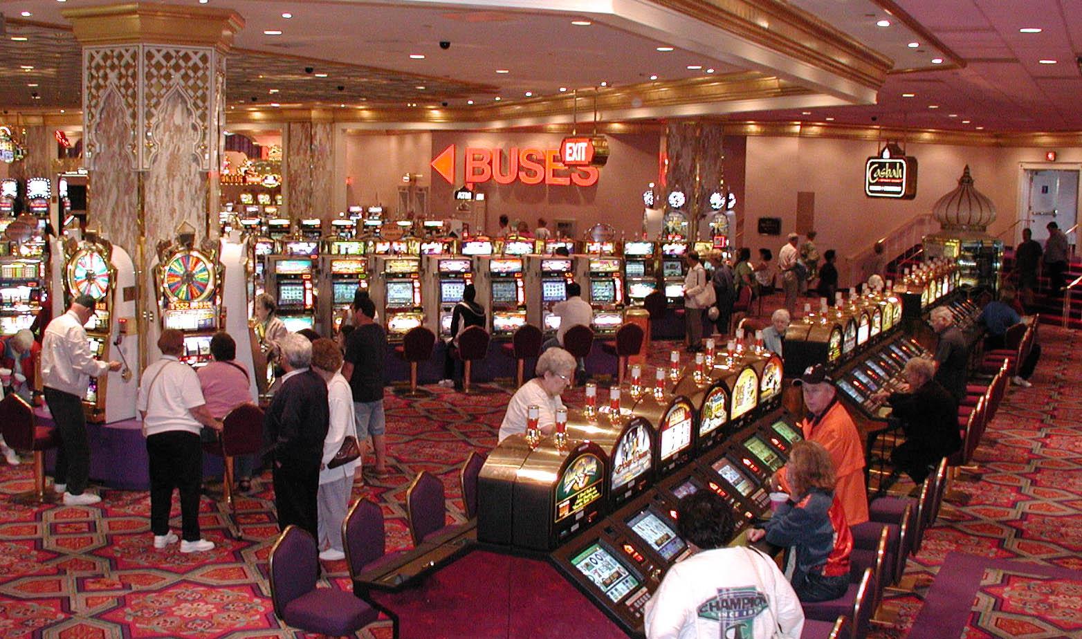 Jeux casino: les différents tournois