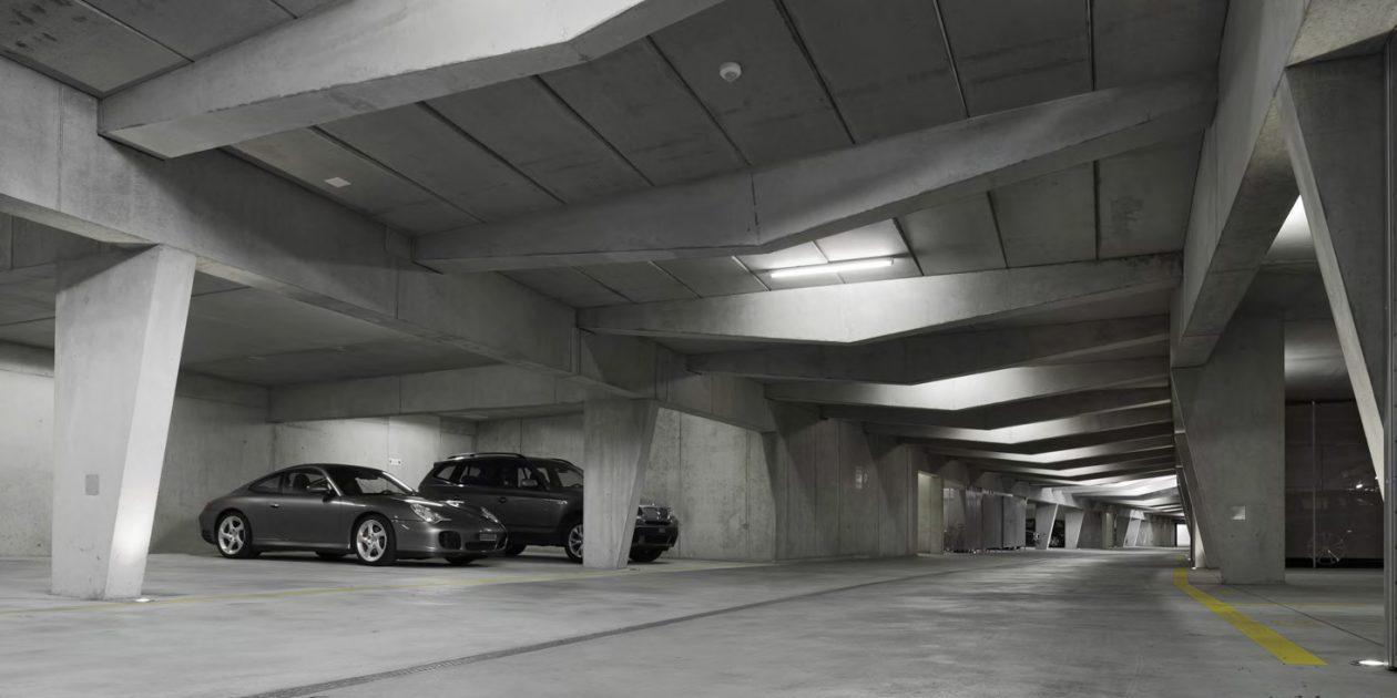 Une location parking souterrain  pour bien se garer