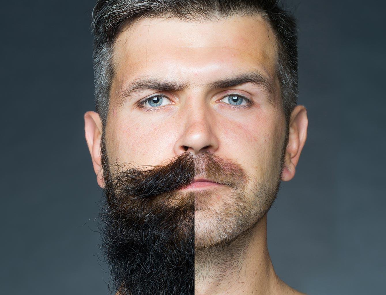 barbe 1 mois aurez vous le courage de la laisser pousser. Black Bedroom Furniture Sets. Home Design Ideas