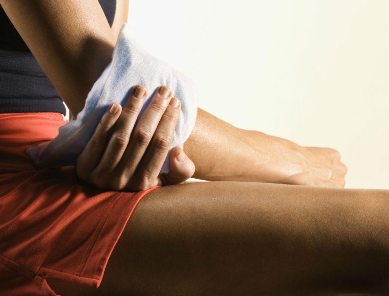 Comment soulager une tendinite au bras ?