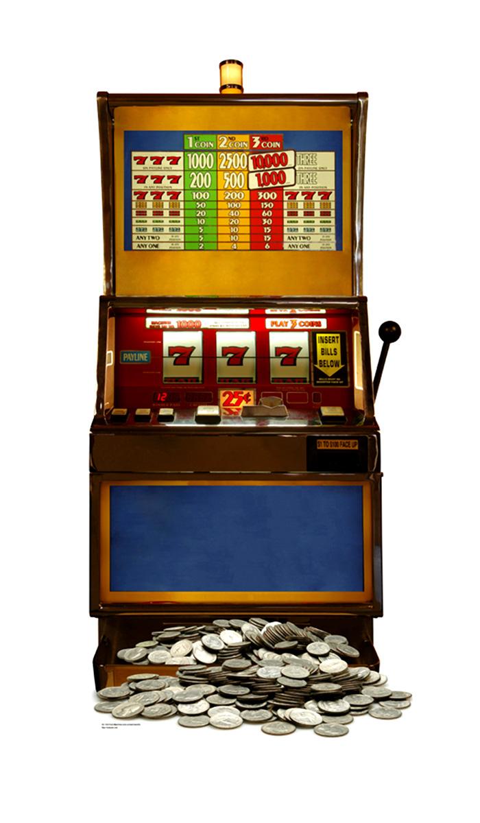 Machines a sous : jouer des jeux en ligne de qualité