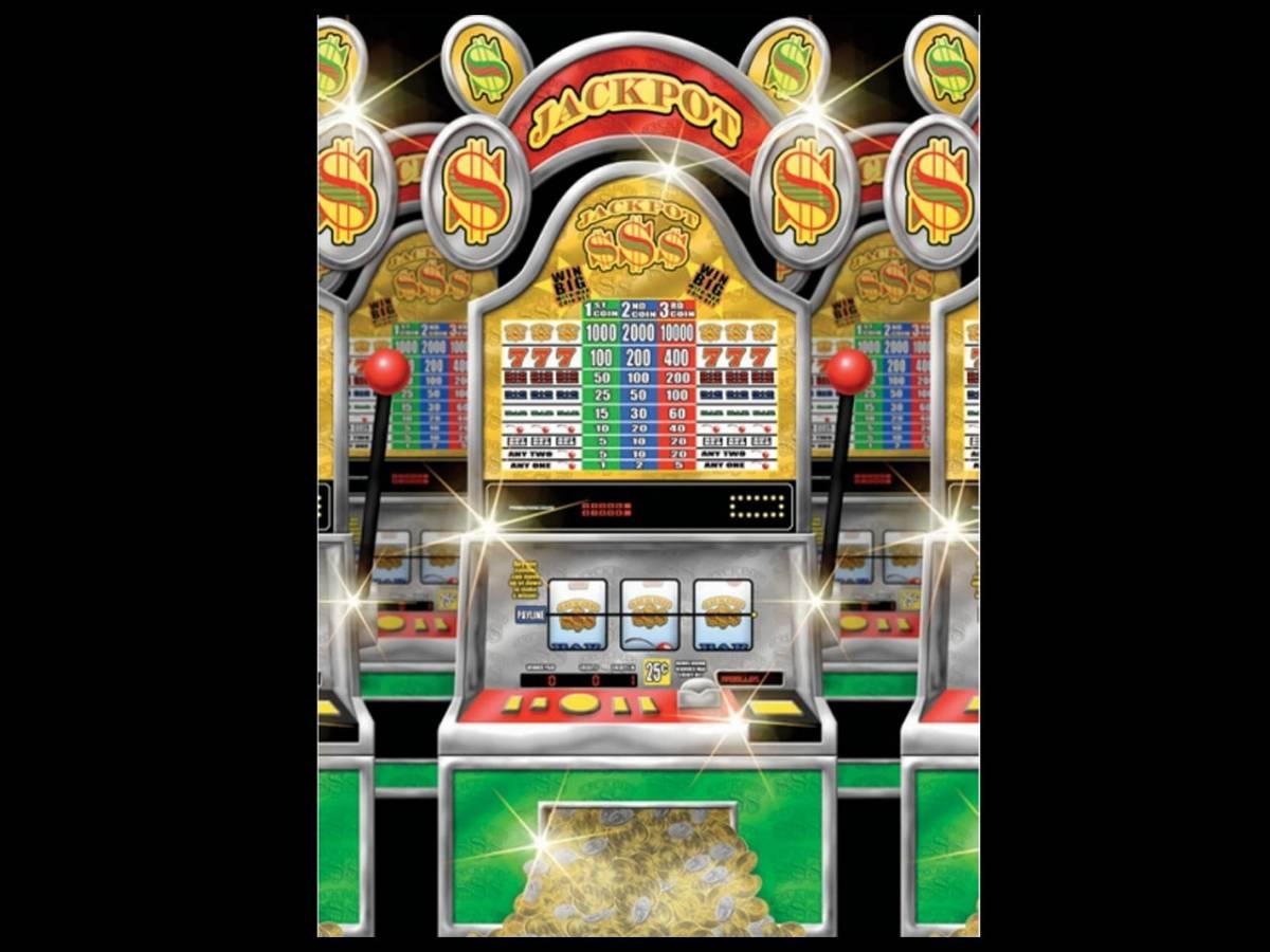 Machine à sous : jouer sur un casino en ligne