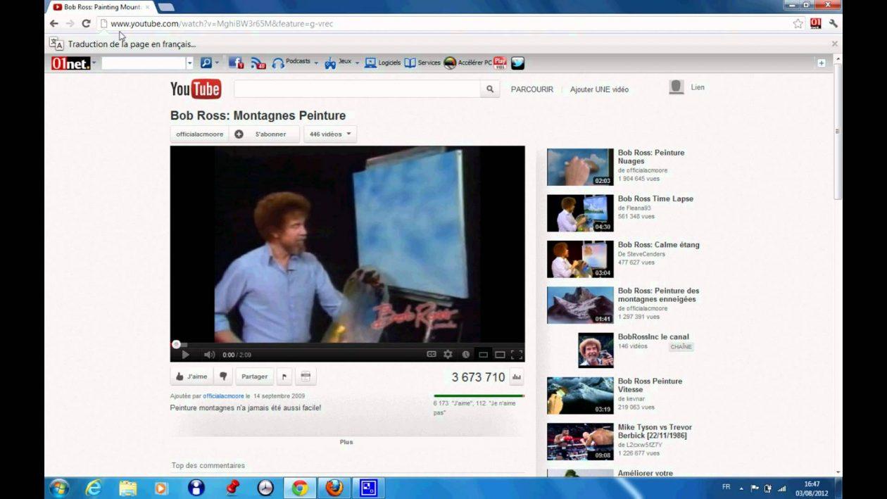 Comment copier video youtube ?