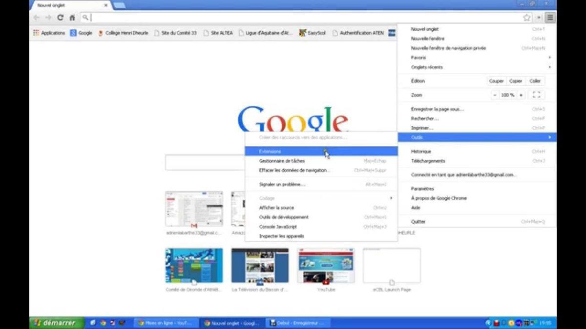 Comment enlever les pub sur google