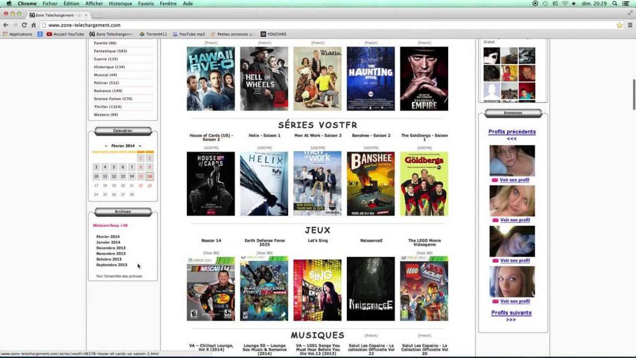 Comment telecharger des films gratuitement et facilement ?