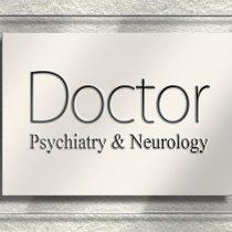 plaque professionnelle docteur